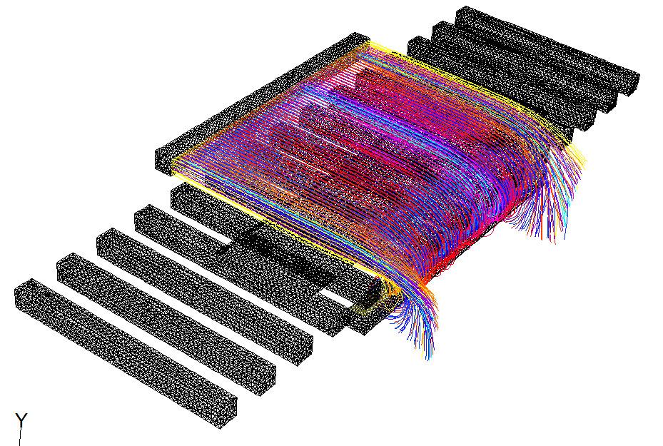 Горизонтальный поддув - 0_65 метров в секунду
